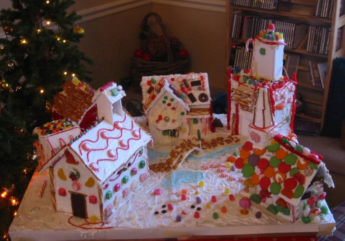 The Price S Gingerbread Houses